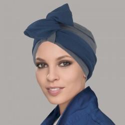 Gorro / Turbante oncológico Ison Plus Black (Ellen Wille)