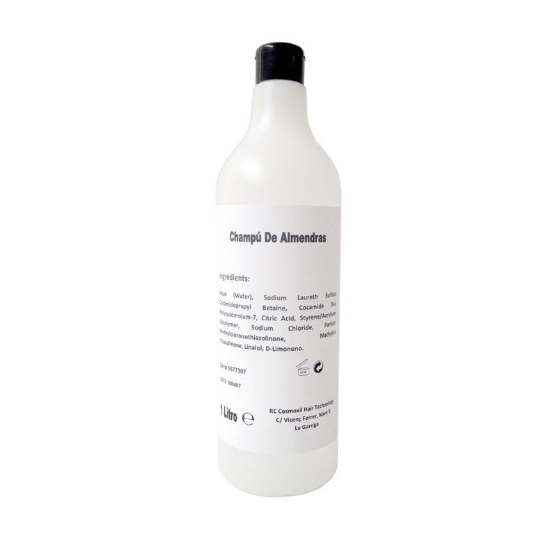 RC champú de almendras 1.000 ml.
