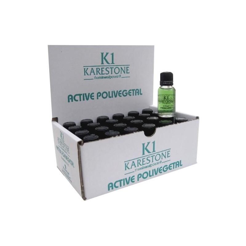 Active polivegetal Kerastone 24 x 15 ml.