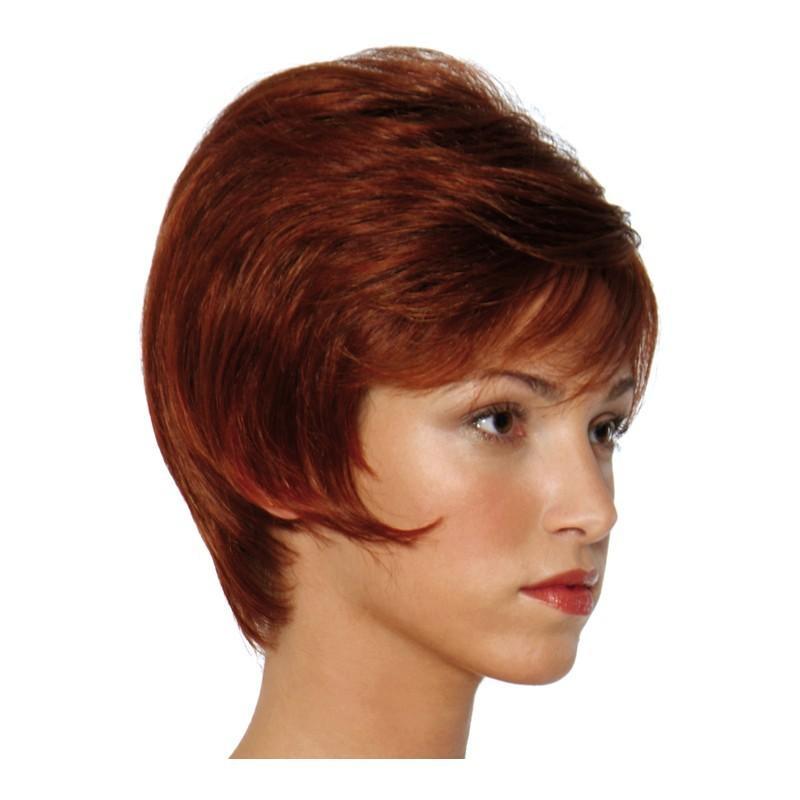 Peluca cabello sintético (fibra) modelo IR-042 de la línea Venus de Ireal.