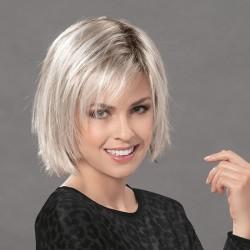 Aplique pelo sintético de fibra modelo Fizz de Ellen Wille para aumentar el volumen y la densidad del cabello.