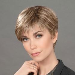 Aplique pelo sintético de fibra modelo Lace Top de Ellen Wille para aumentar el volumen y la densidad del cabello.