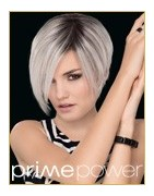 Pelucas mezcla pelo humano y fibra primepower de Ellen Wille