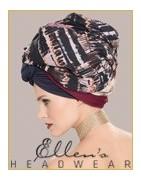 Sombreros, turbantes, gorros, tocados y pañuelos de Ellen Wille