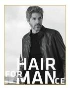 Línea de bisoñés y pelucas para hombres de Ellen Wille