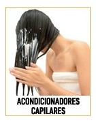 Acondicionadores capilares para reparar y conservar el cabello.