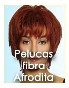 Pelucas de fibra modelo Afrodita de Ireal