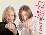 tienda de pelucas madrid infantiles niños niñas powerkids Ellen Wille