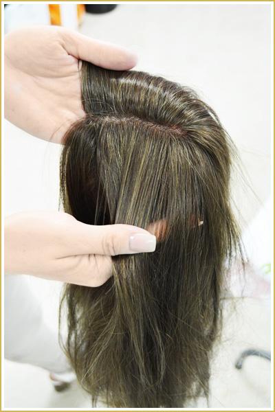 Consejos para la conservación de las pelucas de cabello natural y fibra sintética