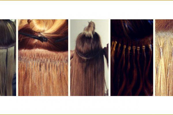 Cómo elegir las extensiones de pelo correctas