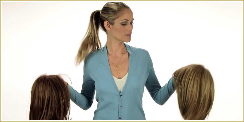 Pelucas: los 10 mandamientos para saber elegir la peluca ideal