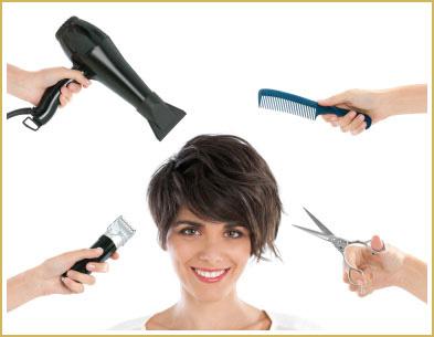 Los peluqueros reclaman una bajada del IVA para hacer frente a la crisis del sector