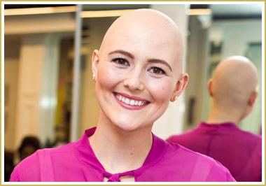 Pelucas sintéticas o de pelo natural para pacientes con cáncer centro capilar Ireal Madrid