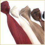 Extensiones cabello tejidas pelucas centro capilar Ireal Madrid