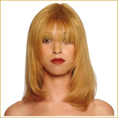 Peluca Fantastic 30 cms pelucas centro capilar Ireal Madrid