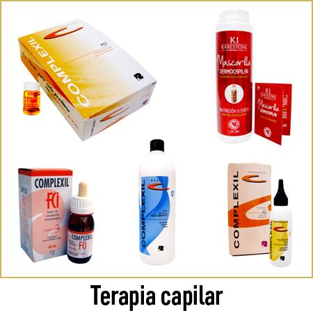 Terapia capilar centro capilar Ireal Madrid
