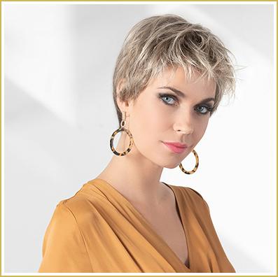 Peluca de fibra Aura (Hair Society Ellen Wille)